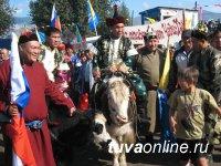 В Туве прошли районные Наадымы