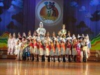 Юные артисты из Тувы приняли участие в фестивале искусств в Монголии