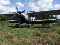 В Туве задержан самолет красноярской компании с браконьерами на борту