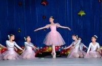 Шестерых детей из Тувы приняли в Академию русского балета