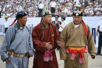 В Туву на фестиваль борьбы кочевых народов мира приедет 10-кратный чемпион Монголии