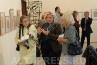 В Барнауле открылась выставка рисунков Нади Рушевой