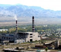 Кызылская ТЭЦ проводит гидравлические испытания сетей перед отопительным сезоном