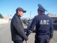 В Туве сотрудники ГИБДД задержали перевозчика наркотиков из Красноярского края