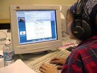 В Туве дистанционное образование дети-инвалиды получают в 4-х ресурсных центрах
