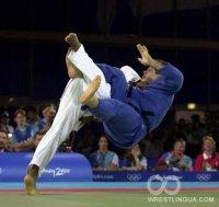 Спортсмен из Тувы впервые на пьедестале почета Чемпионата России по дзюдо