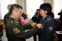 В Туве с рабочей поездкой побывал глава МВД России Рашид Нургалиев