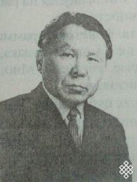 К 85-летию со дня рождения первого профессора Тувы