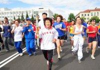 В Туве Всероссийский день бега побил рекорды по массовости