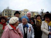 В Туве чествуют представителей старшего поколения