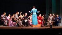 Тувинский национальный оркестр подготовил к юбилею республики новую концертную программу