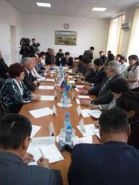 Приграничный аймак Монголии предлагает Туве вместе развивать туризм