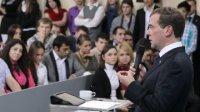 Медведев: решать национальный вопрос надо на опыте СССР и других стран