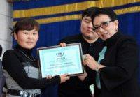 В Туве учреждены именные стипендии Ларисы Шойгу и Алексея Пиманова