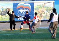Правительство Тувы и мэрия Кызыла продолжают футбольные баталии. Общий счет 1:1