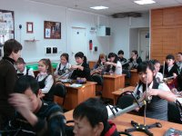 Учебно-тренировочные сборы для юных физиков и математиков проведены в Туве