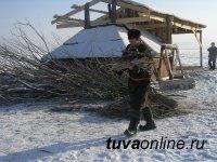 Животноводы Тувы переехали на зимники