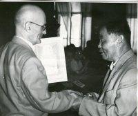 Взлет и опала премьера Александра Чымба (1908-1984)