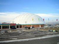 В Туве энергетики обыграли в футбольном матче связистов