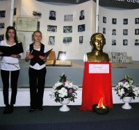 В Национальном музее Тувы впервые открыта выставка, посвященная истории школы
