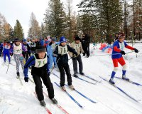 В Туве на популярной лыжной станции откроется зимний спортивный сезон