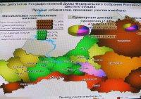 В Туве на 15 часов проголосовало 52 процента избирателей