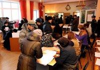 Явка на выборы в Туве за два часа до закрытия участков превысила 70%