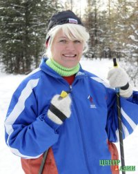 Лариса Заболоцкая подтвердила звание сильнейшей лыжницы в своей возрастной категории