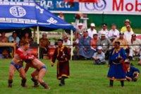 Тувинские борцы получили приглашение на самый именитый турнир Монголии