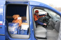 В Туве 45 почтовых автомобилей оборудованы системой ГЛОНАСС