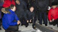 Строительство Кызыл-Курагино стартовало в Туве