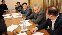 В Туве Виктор Басаргин обсудил с республиканскими властями меры по ликвидации последствий землетрясения