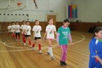 Школьницы Ак-Довурака - лучшие в женском футболе