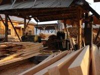 В Туве лесозаготовительная компания модернизируется по лизингу
