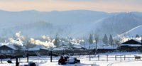 В приграничных районах Тувы ударили 50-градусные морозы