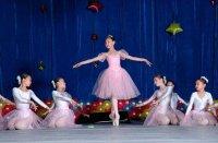 Тувинские воспитанники Академии Русского балета им. А.Я.Вагановой успешно сдали первые экзамены