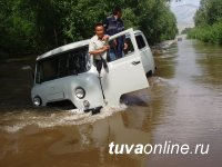 На защиту от водной стихии Тува в ближайшие четыре года направит 480 млн. рублей