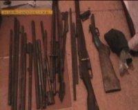 В Туве сельский житель мастерил у себя на дому нарезные карабины