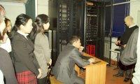 В дни науки школьники Тувы побывали в компьютерном центре ТГУ