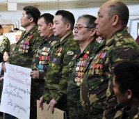 В Туве ветераны боевых действий и правоохранительных органов выступили за стабильность и развитие