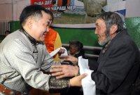 Чолукшулга. Власти Тувы возрождают древний обряд почитания старших