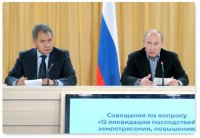 Более 400 млн. рублей будут направлены Туве на неотложные аварийно-восстановительные работы по ликвидации последствий землетрясения