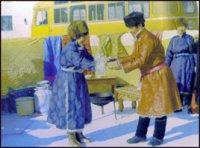 В Конституцию Тувы праздник Шагаа был включен в 1990 году