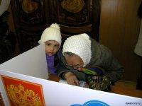 В Туве на 10 часов дня проголосовало 16 процентов избирателей