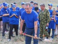 Студенческая археологическая экспедиция в тувинской «Долине царей» остается приоритетом РГО на ближайшие три года