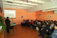 ТувГу знакомит 11-классников школ республики со своими возможностями