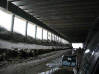 Защитный козырек на главной автотрассе Тувы вырастет до 1400 м