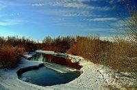 В Туве 2 апреля ожидается потепление