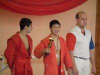 Семь тувинских спортсменов стали призерами чемпионата России по кик-боксингу