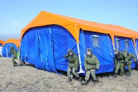 В Туве будет проведена выездная коллегия МЧС России